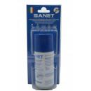 Spray dezinfectant si curatare aparate aer conditionat Sanet 150 ml cu aroma de Blue Ocean