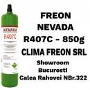 Butelie Freon R407C - 850G