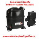 Compresor frigorific Embraco Aspera NJ9226GK | R404A, R452A, R507A | 220/240V 50Hz