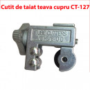 Cutit profesional de taiat teava cupru CT-127 (3-16 MM)
