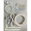 Kit Complet Montaj Instalare Aer Conditionat pentru aparate de 9000-12000 BTU/h