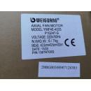 Ventilator axial de aspiratie YWF4E-400S pentru suflante si agregate frigorifice industriale
