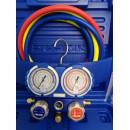 Trusa Manometre VMG-2-R410A-B Value pentru Freon R410A, R134a, R22, R407C