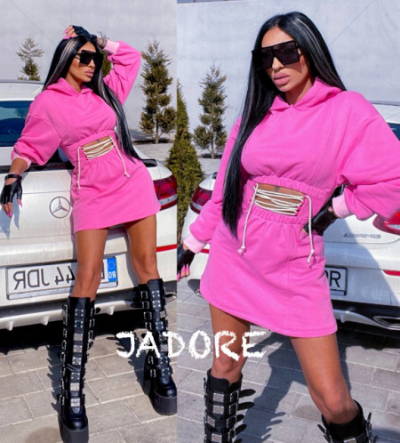 """Poze Rochita JDR BY """"Jadore"""" cod 3665 Pink"""
