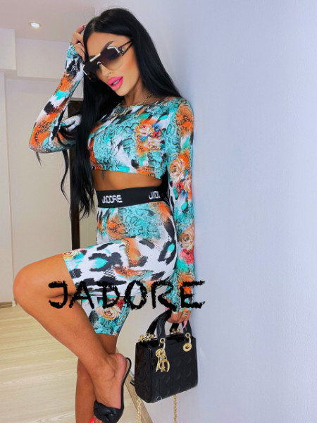 """Poze Compleu 2 piese JDR BY """"Jadore """" cod 3697"""