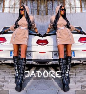 """Rochita JDR BY """"Jadore"""" cod 3665 cream"""