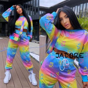 """TRENING JDR BY """"Jadore"""" cod 3692 Custom Print"""