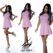 "Rochita "" by JadoreAccessorize"" cod 2120 roz Q"