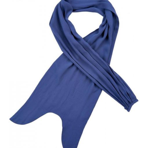 Turban Set BOHO SPIRIT SAPPHIRE, Crown Blue, Rayon_3