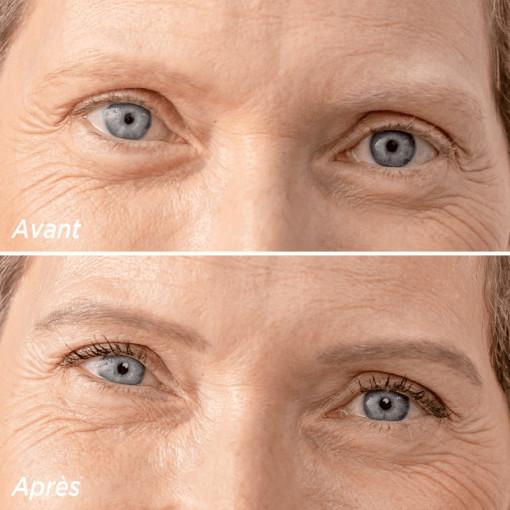 Meme Cosmetics, Creion pentru ochi si sprancene 2-in-1_5