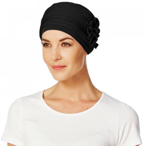 LOTUS turban, Black, Onconect