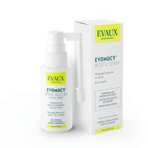 EVOMUCY Spray pentru cavitatea orala 35ml