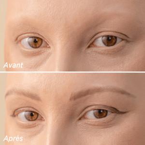 Meme Cosmetics, Creion pentru ochi si sprancene 2-in-1_4