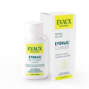 EVONAIL Solutie delicata pentru curatarea unghiilor 50ml