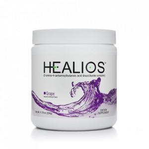 Healios, Supliment glutamina, Mucozita orala, aroma struguri