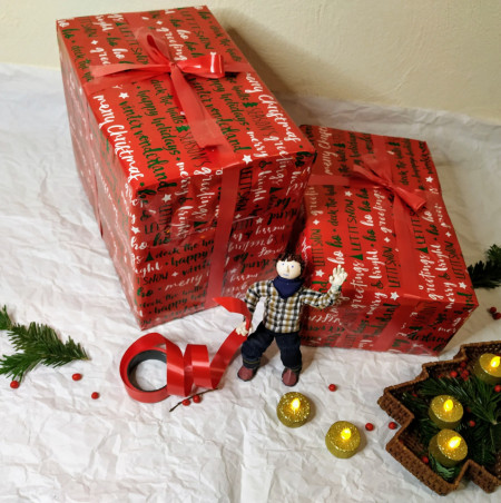 Împachetare cadou