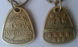 Poze Breloc I Am A Transylvanian