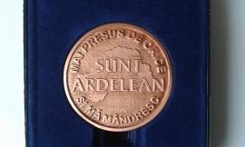 Medalie Sunt Ardelean Ø 5cm