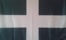 Poze Steag Banat Polyester 120cm X 80cm