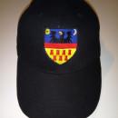Șapcă neagră stema Transilvaniei
