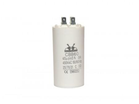condensator pornire 45 μF 450 V