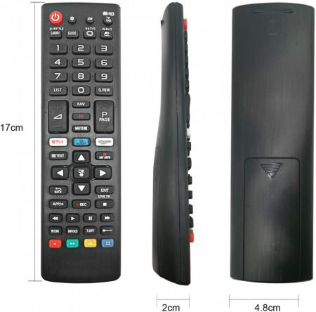 Telecomanda LG, AKB75095308
