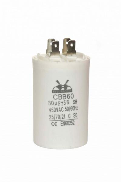 condensator pornire 30 μF 450 V