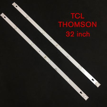 Set barete led TV TCL THOMSON , 32 inch , 4C-LB3206-HR03J 32D2900, cip Koreea