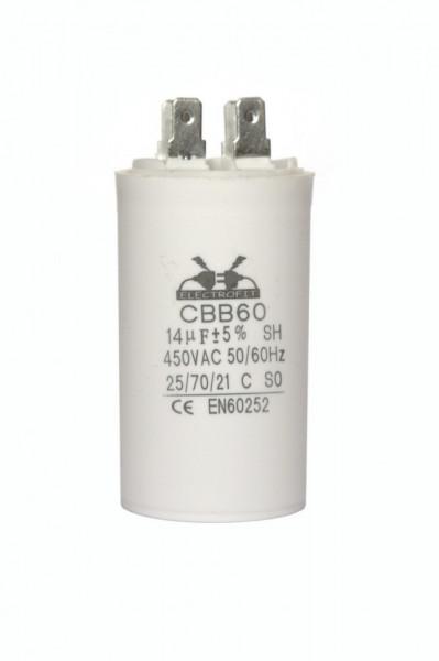 condensator pornire 14 μF 450 V