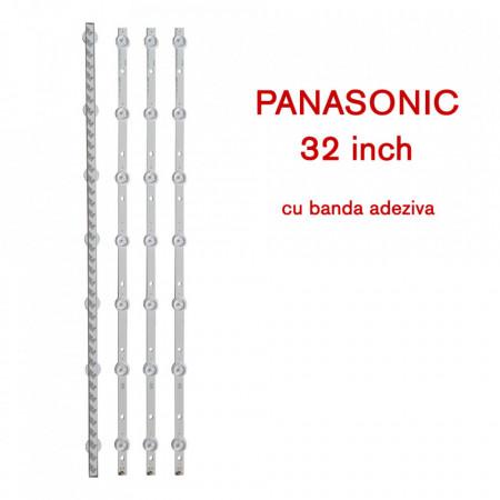 Set barete leduri televizor Panasonic 32 inch