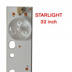 Set barete LED TV STARLIGHT 32 inch