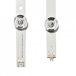 Barete LED LG 49 inch, set 10barete 4/5 led, 49LB551U-ZC 49LB550V-ZA 49LB550U-ZA