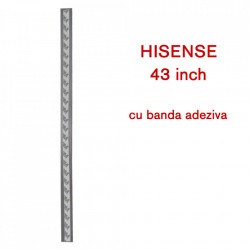 bareta led Hisense 43 inch