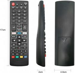 Telecomanda LG SMART cu Netflix si Amazon AKB75095308