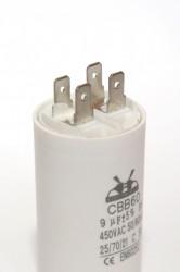 condensator pornire 9 μF 450 V