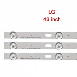 Set barete led LG 43 inch 43UF6407 UF64_UHD 3