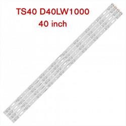 Barete led tv Haier 40 inch TS40 D40LW1000 IC-B-HWBB40D401 IC-B-HWBB40040, 3 barete 10 leduri