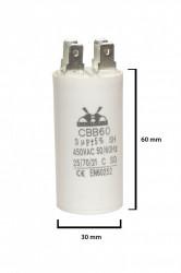 condensator pornire 3 μF 450 V