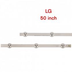 Set barete led LG 50 inch 50LA 50LN, 50 inch ROW2.1 Rev 0.4 1 12 barete (3L1+3R1+3L2+3R2)