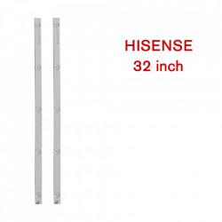 Set barete led TV Hisense 32 inch, 2 barete cu 5 leduri, SVH320AJ4