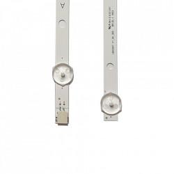 Bareta leduri Vestel 43 inch set 2 barete 7 leduri