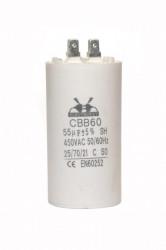 condensator pornire 55 μF 450 V
