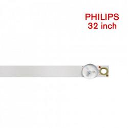 Set barete led 32 inch 4708-K32WDC-A2113N01 A1113N01 K320WDC2B 2 barete x 6 leduri