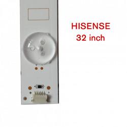 bareta led Hisense 32 inch