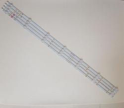 Set barete led Vestel 43 inch LB43007 V0/V1 04 38S 17DLB43VER1-A 2x(7led+7led)