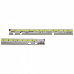 """Set barete LG 55"""" LC550EUN-SFF1 55'' V13 Edge REV0.2 6920L-0001C, 1 x 84 led"""
