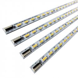 """Set barete TCL Thomson Konka 50"""" LED50R5100DE t50e80dhu LE50D8800 V500H1-LS5-TLEM4 V500H1-LS5-TREM4, 2x28 led"""