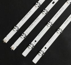 Set 8 barete LED pentru LG 43 inch
