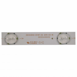 Barete led tv SMART TECH , TCL 43 inch LE -4317S ZDCX43D12-ZC14F-02 2015-03-18 303CX430032 4 barete de 12 leduri