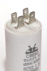 condensator pornire 10 μF 450 V